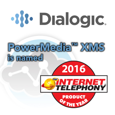 Dialogic wins product of the year award 2016