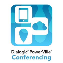 Dialogic PowerVille Conferencing logo