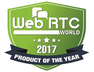 Dialogic wins WebRTC Product of the Year 2017