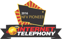 Dialogic awarded 2016 Internet Telephony NFV Pioneer Award