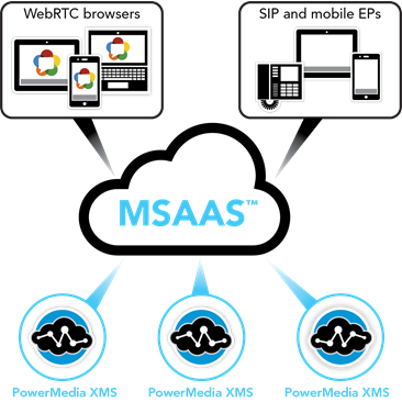 MSAAS diagram