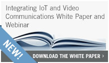 Integrating IoT and Video Communications