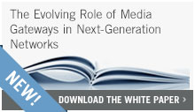 The Evolving Role of Media Gateways in Next-Generation Networks