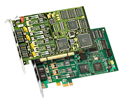 D4 PCI Boards