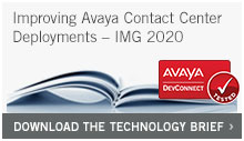 Improving Avaya Contact Center Deployments - IMG 2020