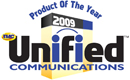 2009 Unified Communications Product of the Year logo